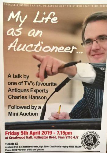 auction eve 5th April 2019