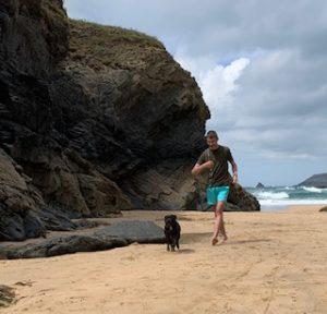 oscar beach run
