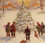 Christmas Scene[1951]