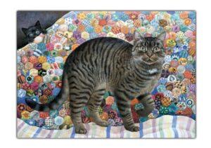 Cheadle cat patchwork