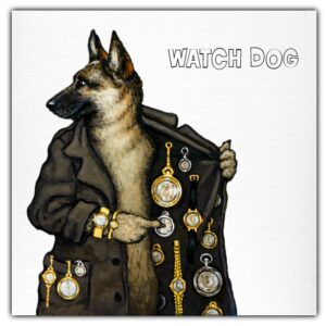 Watch Dog front